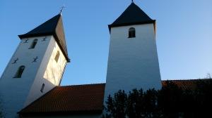 Stift Cappel - Doppelturmfassade